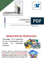 Presentacion%2c Seleccion Tecnologica