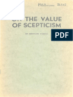 OnTheValueOfScepticism-1