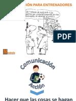 Comunicacion para emtrenadores