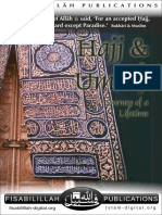Hajj and Urmah Book Sharif