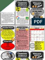 meet the classroom brochure