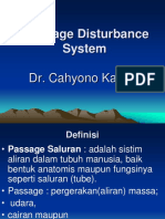 Gangguan  Passage Saluran .English- Copy.ppt