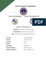 Tarea Ensayo Académico Programación Modular - Estructurada.