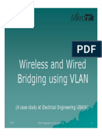 Wireless and Bridging with VLAN