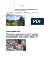 Patrimonios de Centoamerica