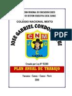 PAT 2018 Jose Gabriel Condorcanqui Yanaoca Canas Cusco