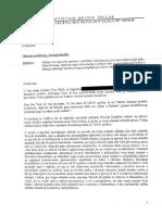 Zahtjev za ispravak netočne informacije