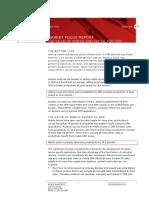 Market Focus Report m 13