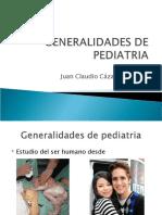GENERALIDADES DE PEDIATRIA