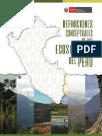 Definiciones Conceptuales de Los Ecosistemas Version Final2