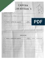 Cancha Los Rivera