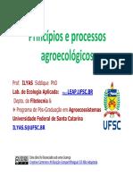 Principios Agroecologicos