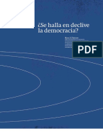 Se Haya en Crisis La Democracia Liberal Plattner