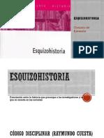 ezquizo historia