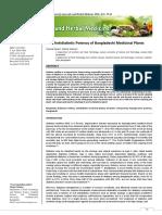 Medicinal Plants and Diabetes.pdf