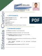 Curriculum Jesús León Completo Octubre 2017