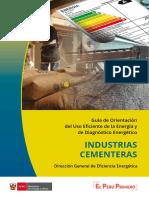 Guia Industrias Cementeras DGEE