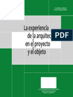 PDF- La Experiencia de La Arquitectura