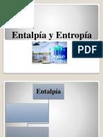 Entalpia y Entropia