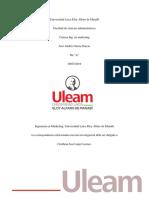 Análisis de Las Nuevas Tendencias en El Desarrollo de Productos