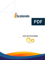 Guia Para Estudiantes Plataforma Academica Q10