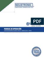 Manual Upsind 1300mr 10a100