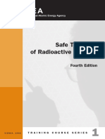 Safe Transport of Radioactive Material With Package Types