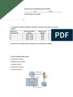Trabajo en Clase Comprobación de Cigueñal y Cilindros