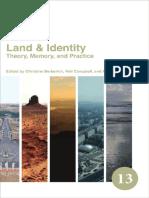 [Espaço] Christine Berberich, Neil Campbell, Robert Hudson-Land & Identity_ Theory, Memory, And Practice-Rodopi (2012)