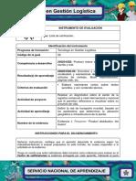 IE Evidencia 4 Resumen Product Distribution the Basics V2