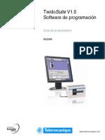 TwidoSuite V1_0 Software de Programación