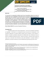 Assessorias de Comunicação No Maranhão Um Mapeamento Do Setor Nas Prefeituras Do Estado