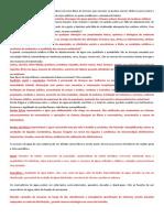 Estudo Dirigido (A1) - Saneamento. GABARITO
