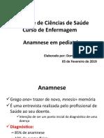 Anamnese Pediatria 3.1