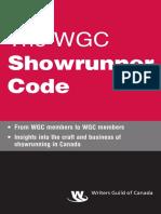 Showrunner Code