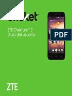 ZTE Overture 3