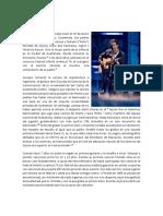 Biografia cantantes guatemaltecos