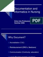 DocumentationandNursingInformatics.ppt