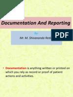 Documentationandreporting