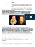 Autores Hispanoamericanos Periodo Colonial