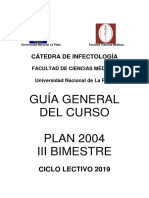 guia para curso de infectologia UNLP
