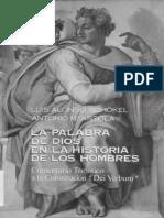 ALONSO SCHOKEL, L. y ARTOLA, A. M. (Dirs), La Palabra de Dios en La Historia de Los Hombres, 1991