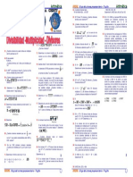Aritmetica 2010 - 3 - Nº 02 - Divisibilidad y Multiplicidad