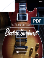 SESSION GUITARIST - ELECTRIC SUNBURST Manual.pdf