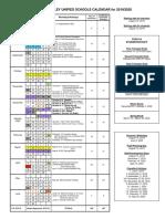 2019-2020 SVUSD Calendar