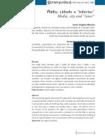 MOREIRA, Sonia Virginia. Deolindo, Jacqueline. M├нdia, Cidade e Interior.pdf