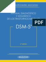 DSM5 covers Tapas