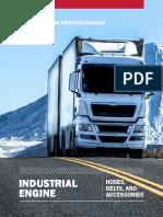 2018 Gates Industrial Engine Catalog