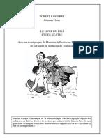 Le Livre Du Kiai Et Des Kuatsu
