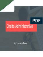 Conceitos de Direito Administrativo e Conceitos de Administracao Publica